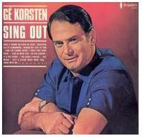Ge Korsten - Sing Out (CD)