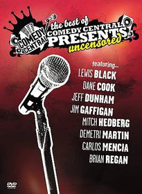 Best of Comedy Central Presents - (Region 1 Import DVD)