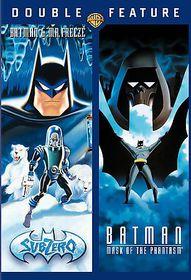 Batman: Mask of Phantasm Batman and Mr. Freeze: Sub Zero - (Region 1 Import DVD)