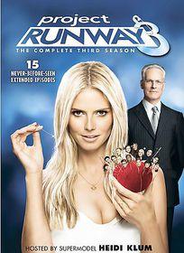 Project Runway:Season 3 - (Region 1 Import DVD)