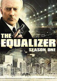 Equalizer:Season One - (Region 1 Import DVD)