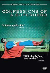 Confessions of a Superhero - (Region 1 Import DVD)