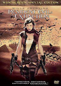 Resident Evil:Extinction - (Region 1 Import DVD)