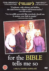 For the Bible Tells Me So - (Region 1 Import DVD)