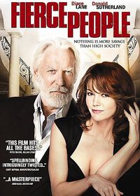 Fierce People - (Region 1 Import DVD)
