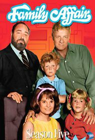 Family Affair Season 5 - (Region 1 Import DVD)