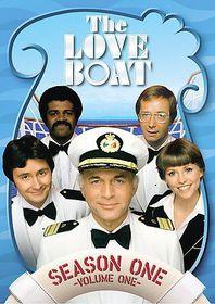 Love Boat:Season One Vol 1 - (Region 1 Import DVD)