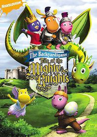Backyardigans - Tale of the Mighty Knights - (Region 1 Import DVD)