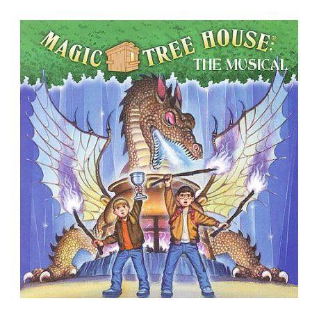 Original Cast Magic Tree House Ocr Cd