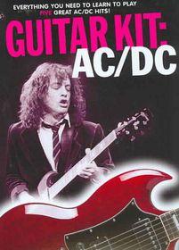 Ac/Dc Guitar Kit - (Region 1 Import DVD)