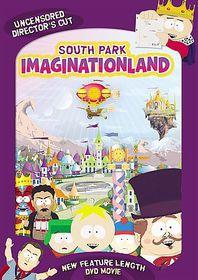 South Park:Imaginationland Trilogy - (Region 1 Import DVD)
