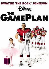 Game Plan - (Region 1 Import DVD)