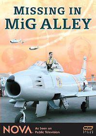 Missing in Mig Alley - (Region 1 Import DVD)