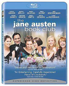 Jane Austen Book Club - (Region A Import Blu-ray Disc)