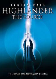 Highlander:Source - (Region 1 Import DVD)