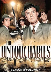 Untouchables:Season Two Vol 1 - (Region 1 Import DVD)