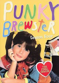Punky Brewster Season 4 - (Region 1 Import DVD)