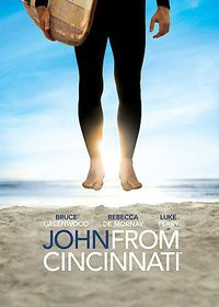 John From Cincinnati: The Complete First Season - (Region 1 Import DVD)