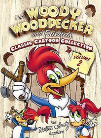Woody Woodpecker and Friends Vol 2 - (Region 1 Import DVD)