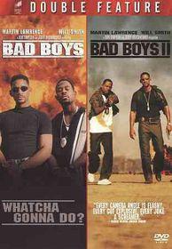 Bad Boy/Bad Boys II - (Region 1 Import DVD)