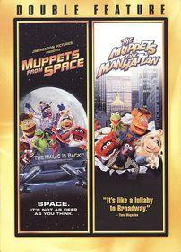 Muppets from/Muppets Take Manhatta - (Region 1 Import DVD)