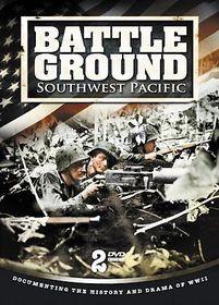Battle Ground Southwest Pacific - (Region 1 Import DVD)