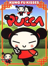 Pucca:Kung Fu Kisses - (Region 1 Import DVD)