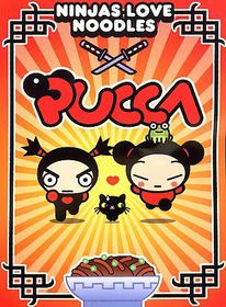 Pucca:Ninjas Love Noodles - (Region 1 Import DVD)