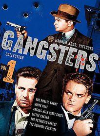 Warner Gangsters Collection Vol 1 - (Region 1 Import DVD)