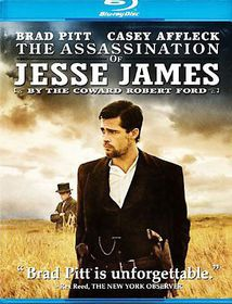 Assassination of Jesse James - (Region A Import Blu-ray Disc)