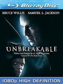 Unbreakable - (Region A Import Blu-ray Disc)