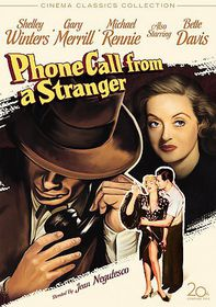 Phone Call from a Stranger - (Region 1 Import DVD)