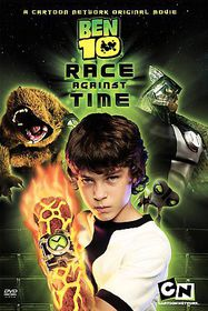 Ben 10 Race Against Time - (Region 1 Import DVD)