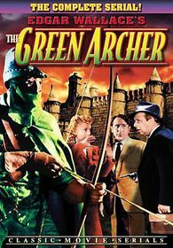 Green Archer (Chapters 1-15) - (Region 1 Import DVD)