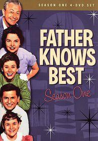 Father Knows Best:Season One - (Region 1 Import DVD)