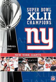 Nfl Super Bowl Xlii - (Region 1 Import DVD)