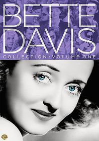 Bette Davis Collection Vol 1 - (Region 1 Import DVD)