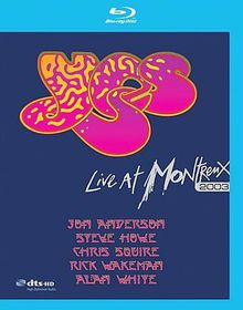 Live at Montreux 2003 - (Australian Import Blu-ray Disc)