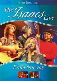 Isaacs Live:from Norway - (Region 1 Import DVD)