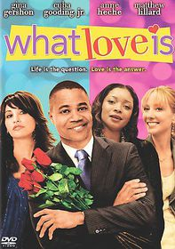 What Love Is - (Region 1 Import DVD)