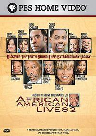 African American Lives 2 - (Region 1 Import DVD)