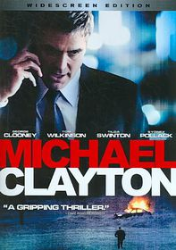 Michael Clayton - (Region 1 Import DVD)