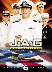 Jag:Sixth Season - (Region 1 Import DVD)