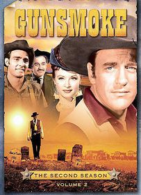 Gunsmoke:Second Season Vol 2 - (Region 1 Import DVD)