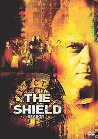 Shield:Complete First Season - (Region 1 Import DVD)