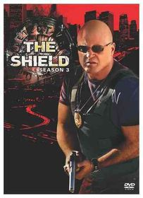 Shield:Complete Third Season - (Region 1 Import DVD)