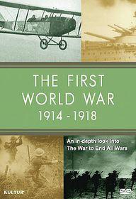 First World War 1914-1918 - (Region 1 Import DVD)