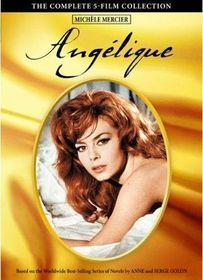 Angelique Collection - (Region 1 Import DVD)
