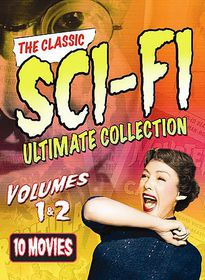 Classic Sci Fi Ultimate Collec V 1 & - (Region 1 Import DVD)