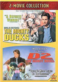 Mighty Ducks/D2:Mighty Ducks - (Region 1 Import DVD)